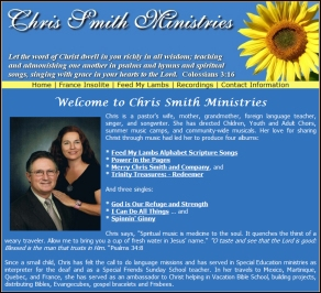 Chris Smith Ministries