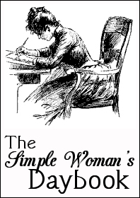 The Simple Woman's Daybook