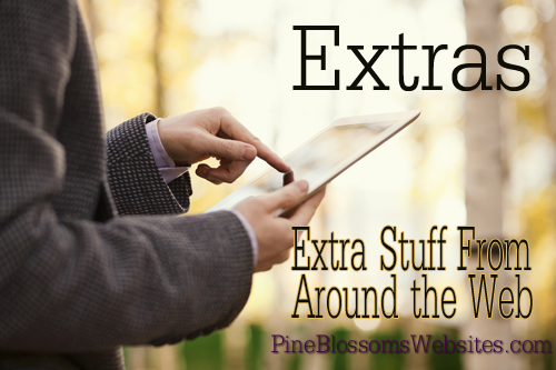 Extras: Extra Stuff From Around the Web
